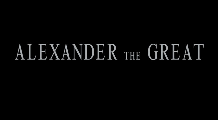 ALEXANDER THE GREAT Film  alexander
