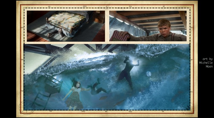 VOYAGE OF THE DAWN TREADER Film  Dawn Treader 063