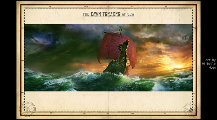 VOYAGE OF THE DAWN TREADER Film  Dawn Treader 064