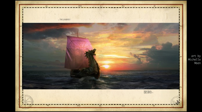 VOYAGE OF THE DAWN TREADER Film  Dawn Treader 075