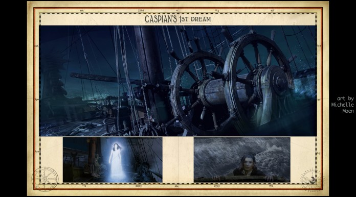 VOYAGE OF THE DAWN TREADER Film  Dawn Treader 086