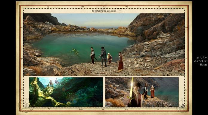 VOYAGE OF THE DAWN TREADER Film  Dawn Treader 088