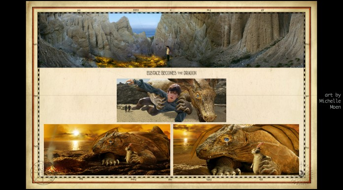 VOYAGE OF THE DAWN TREADER Film  Dawn Treader 089